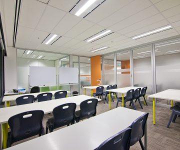 English Classroom 2